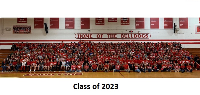 Photo  of the Class of 2023